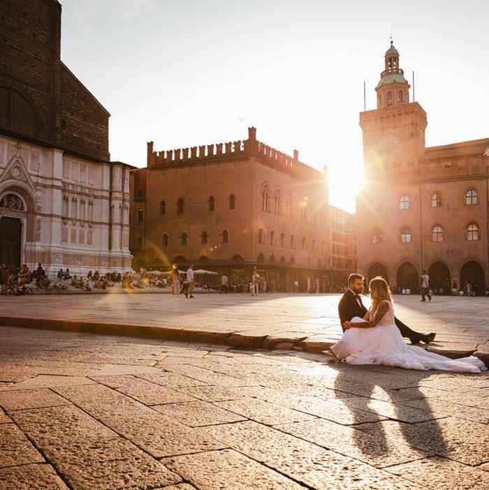 foto matrimonio bologna