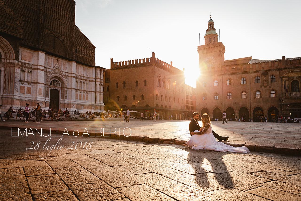 foto matrimonio bologna centro